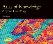 Atlas of Knowledge: Anyone Can Map, book cover