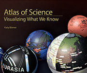 Atlas of Science: Visualizing What We Know, book cover